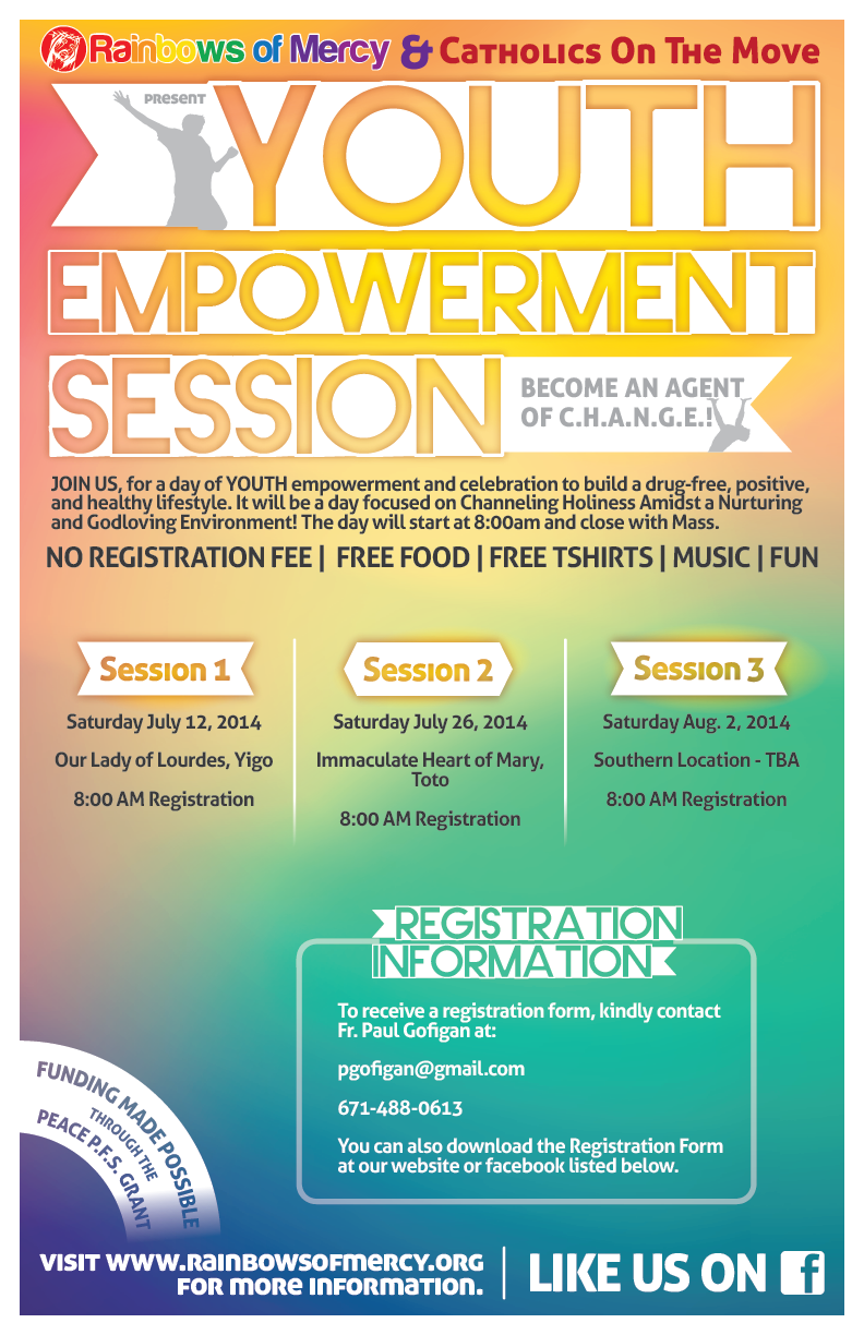 Youth Empowerment Flyer